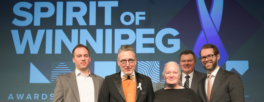 Spirit of Winnipeg Awards 2019